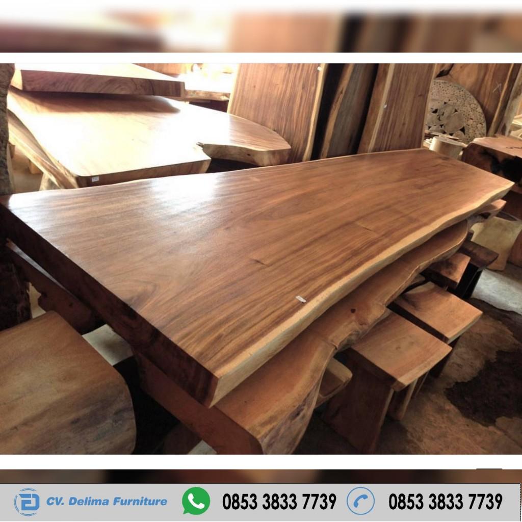 Furniture Kayu Trembesi Solid