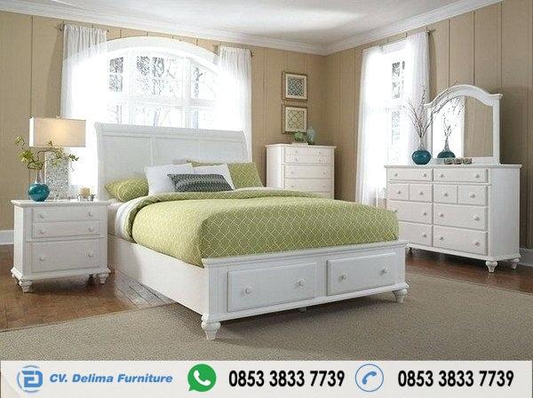 Set Kamar Tidur Minimalis Pekalongan