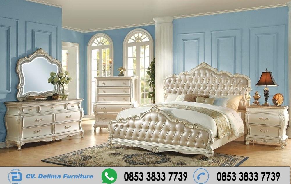 Set Kamar Tidur Klasik Abbasy