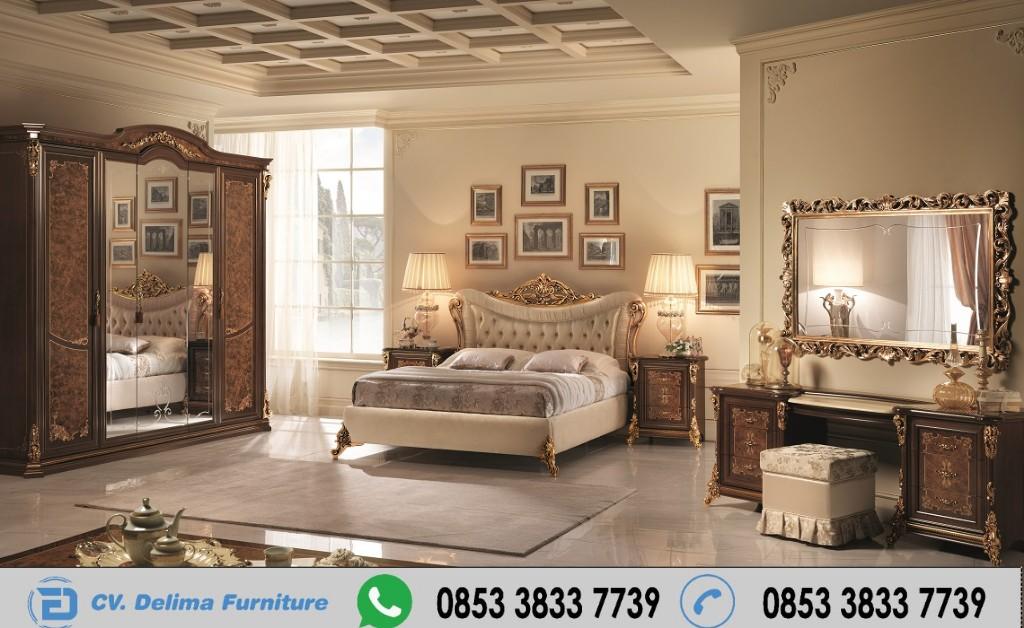 Set Kamar Tidur Modern Amiinah