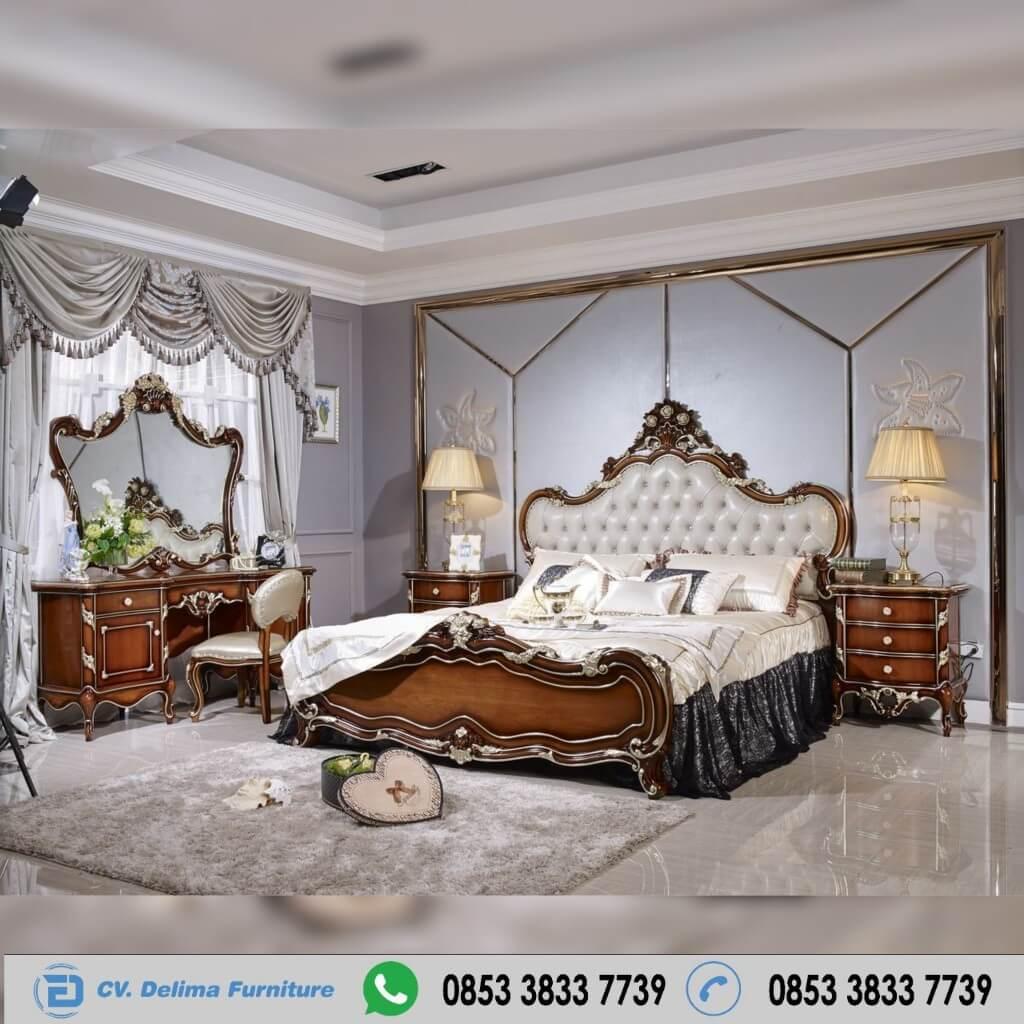 Set Kamar Tidur Klasik Bariq