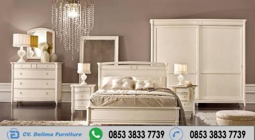 Set Kamar Tidur Modern Al Fazza